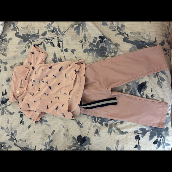 Children's Place boy outfit